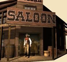 A Bartender Sees A Cowboy Out The Window Joke Ralphie