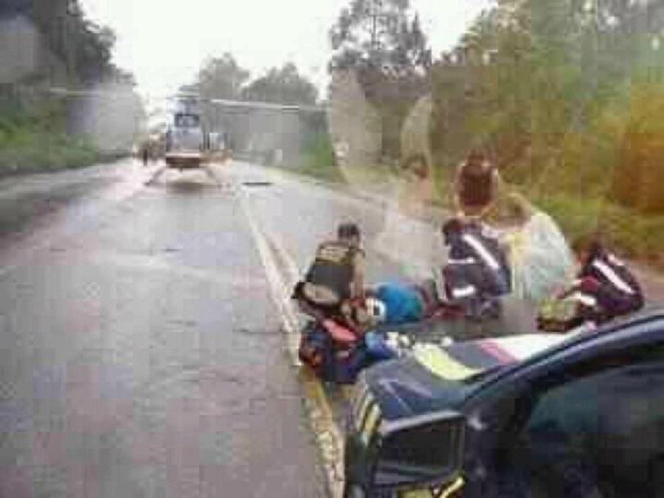 Guardian Angel Car Accident