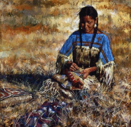 lakota-woman