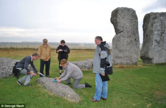 English Heritage allowed archaeologists from Bournemouth and Bristol universities to acoustically test the bluestones at Stonehenge, effectively playing them like a huge xylophone