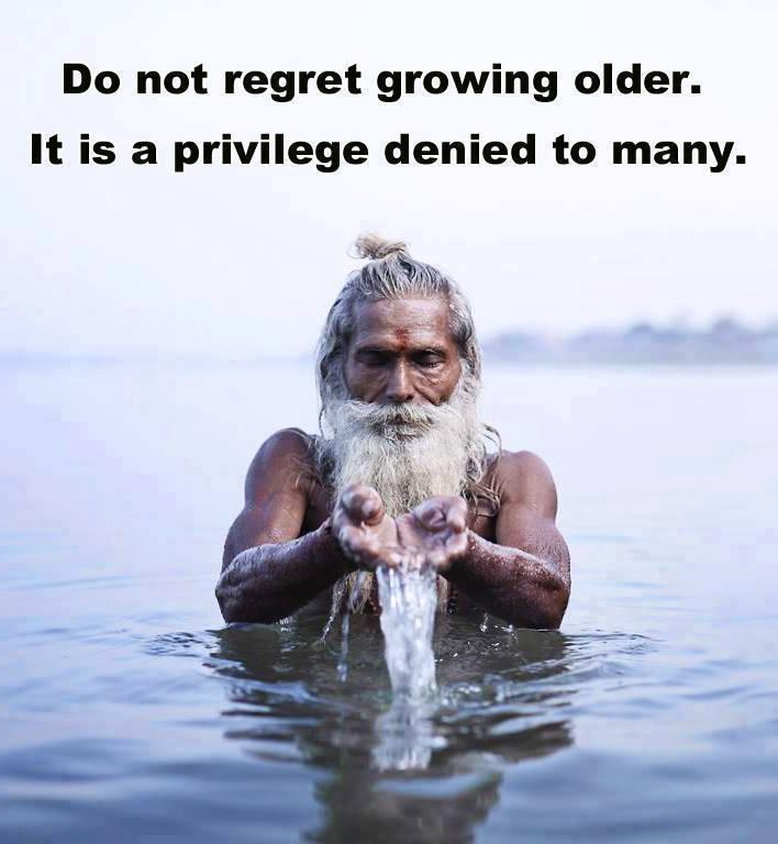 Do Not Regret Growing Older Pause Ralphies Portal